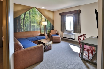 Grizzly Bear Suite - Water Park Included