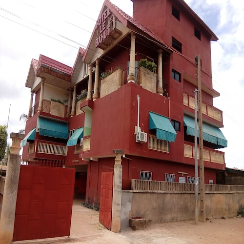 Hôtel Le Bahut, Gbeke