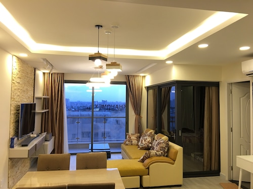 . The GoldView Luxury Apartment