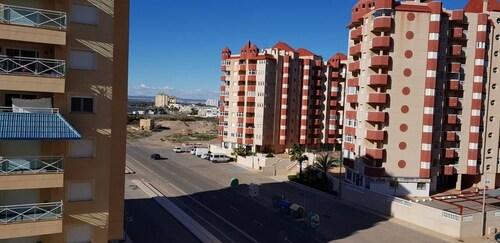 Abity Beach Apartment, Murcia