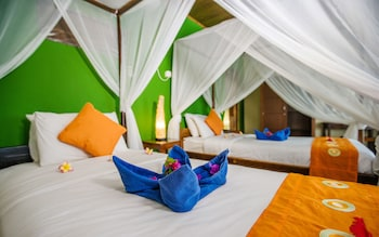 Superior Double or Twin Room, Non Smoking, Beach View