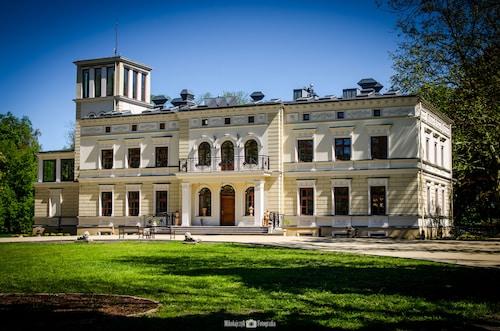 . Pałac Wierzbiczany