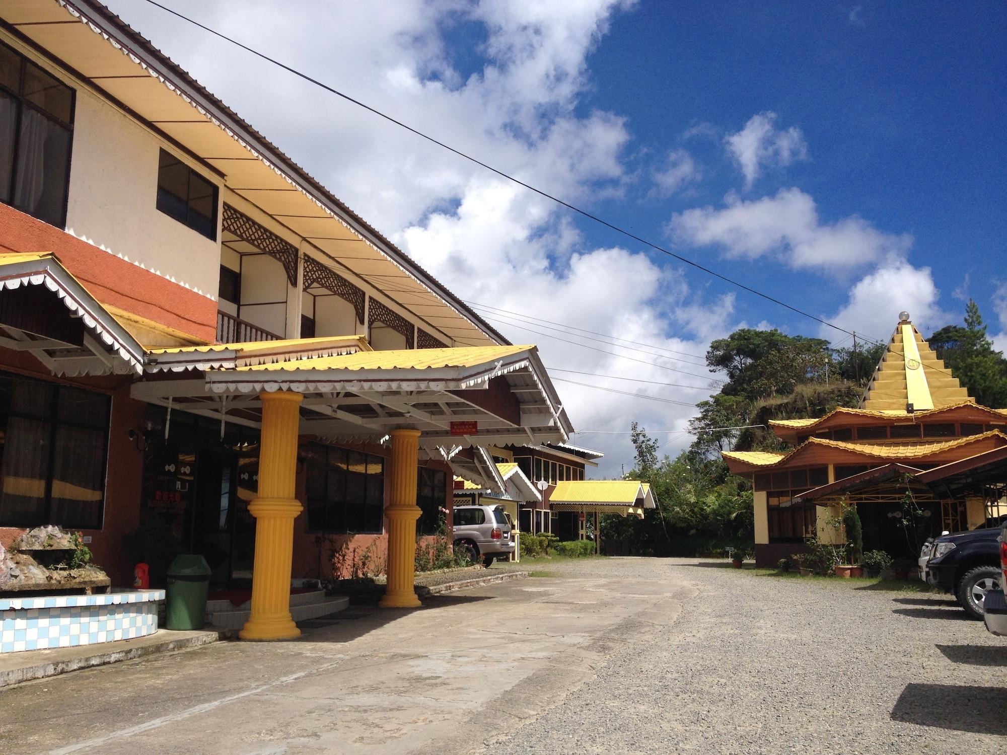 Wayn Zen Rose Cabin, Ranau