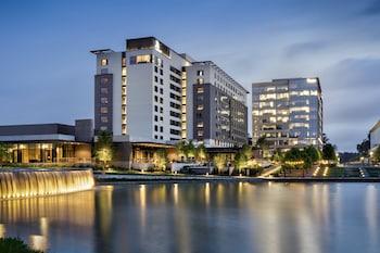 休士頓城市廣場斯普林伍德村萬豪飯店 Houston Cityplace Marriott at Springwoods Village