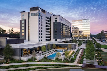 Hotel - Houston Cityplace Marriott at Springwoods Village