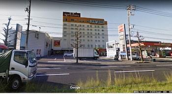 HIROSHIMA DIAMOND HOTEL Exterior