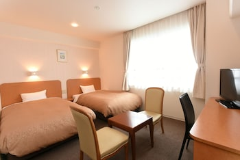 HIROSHIMA DIAMOND HOTEL Room
