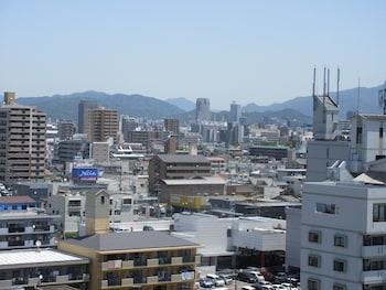 HIROSHIMA DIAMOND HOTEL View from Property