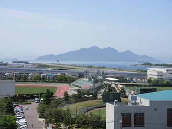HIROSHIMA DIAMOND HOTEL Sport Court