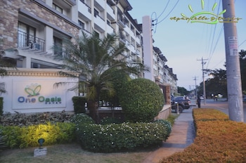 1 BEDROOM DELUXE CONDO AT APARTELLE D' OASIS Exterior