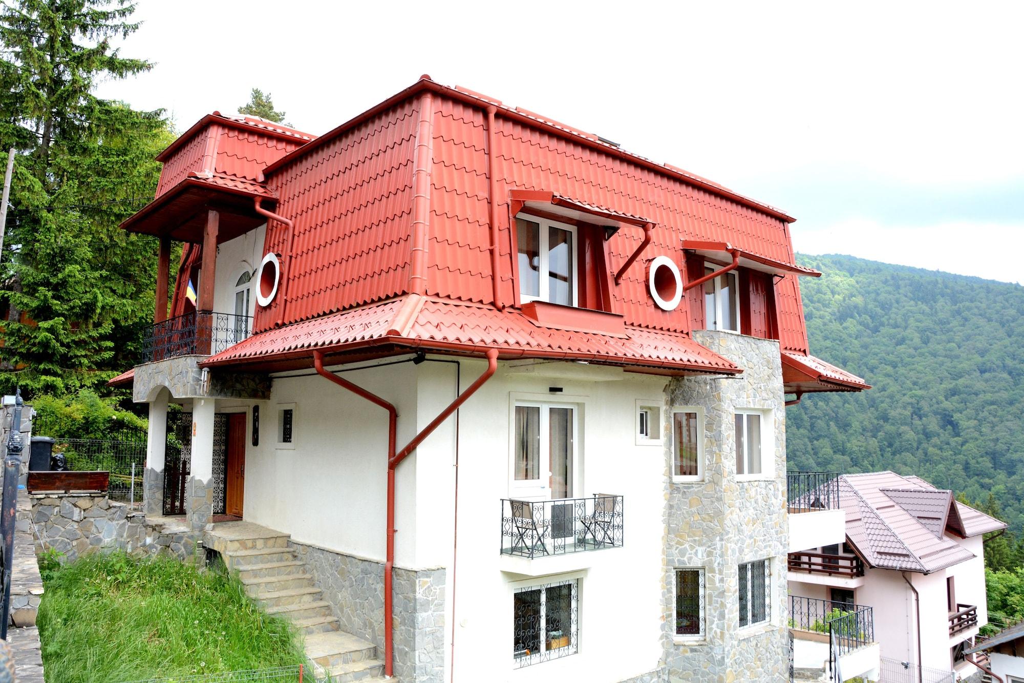Casa Ana, Sinaia