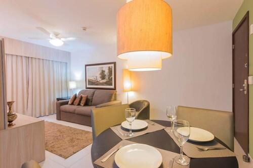 NOB2105 Cozy Flat Boa Viagem 2 bedrooms, Recife