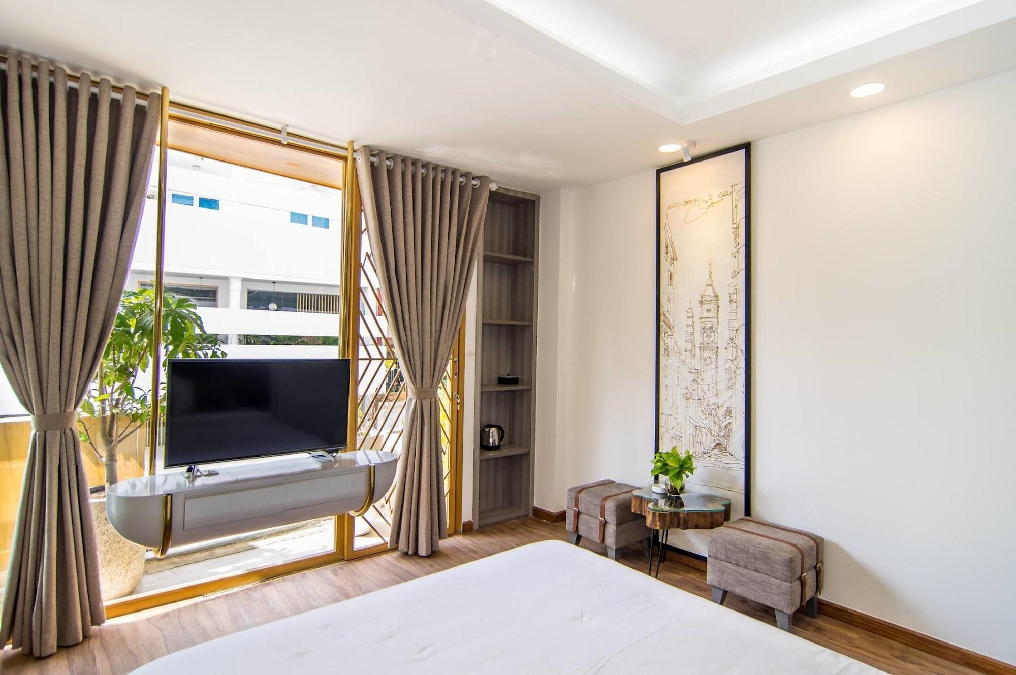 Thien Truong Hotel, Quận 3