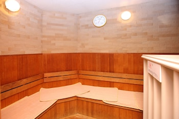 ARIMA ROAD YUUWA HOT SPRING HOTEL Sauna