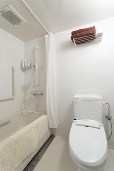 ARIMA ROAD YUUWA HOT SPRING HOTEL Bathroom