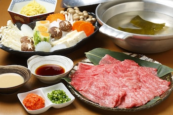 ARIMA ROAD YUUWA HOT SPRING HOTEL Food and Drink