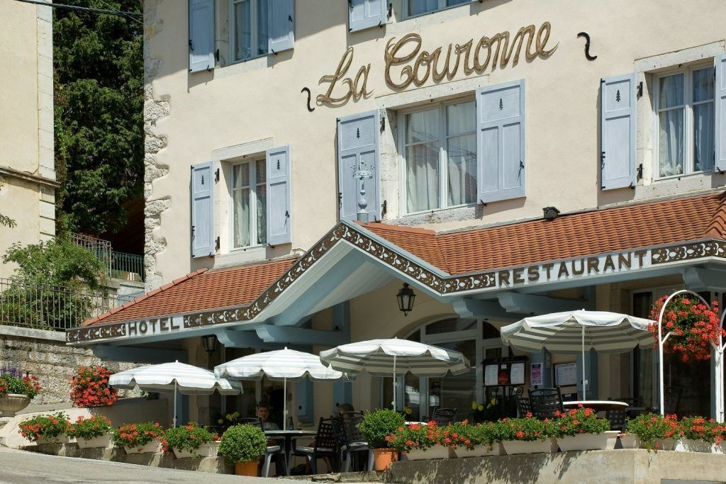 La Couronne, Doubs