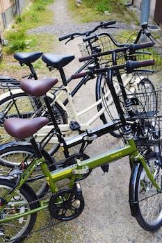 GUESTHOUSE HANAMIYA Bicycling