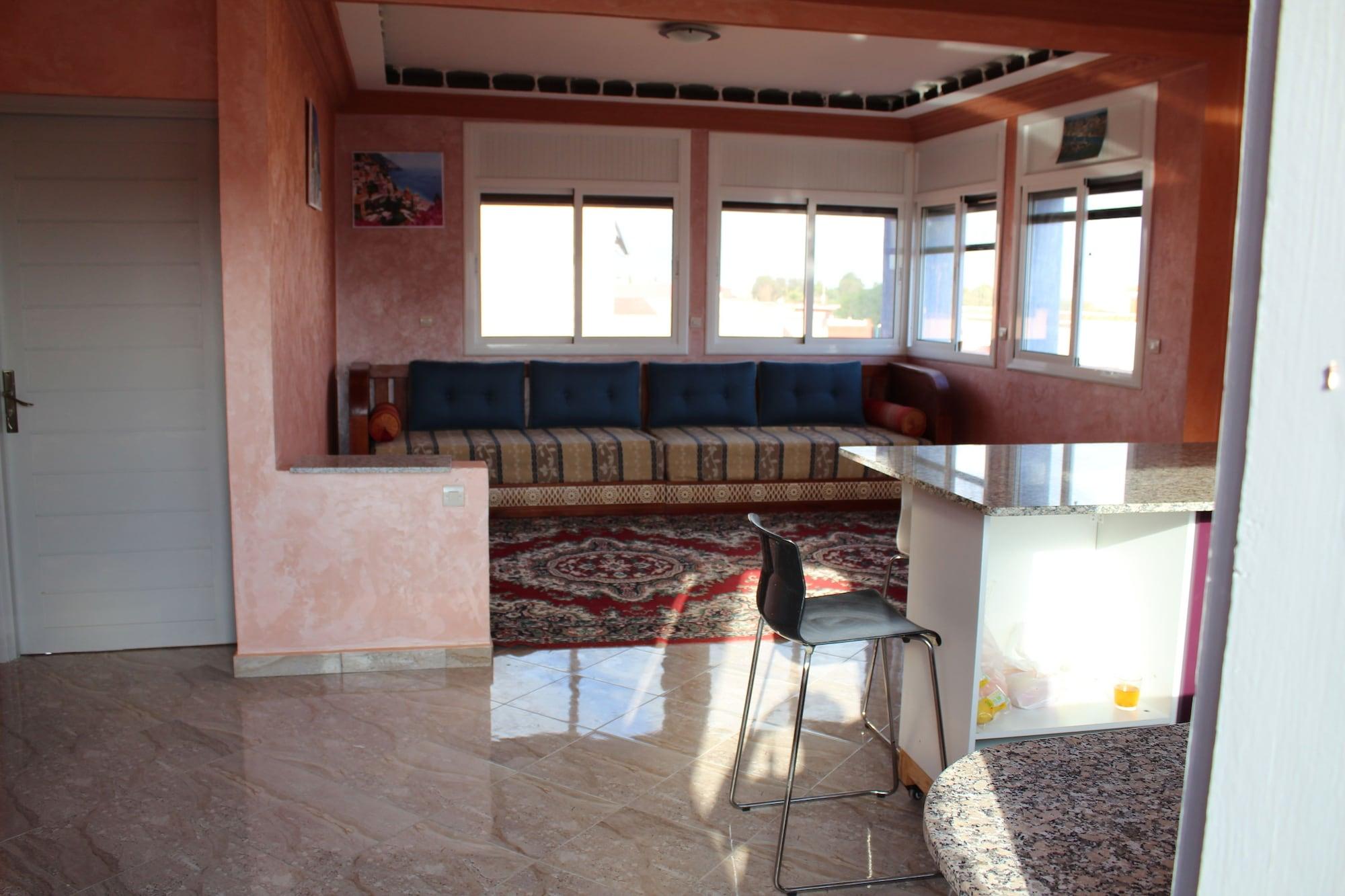Villa de Plage, Kénitra