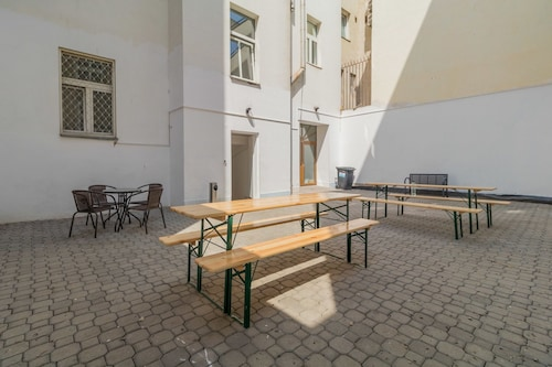 New Hostel in Prague, Praha 7