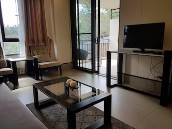 1BR UNIT ANVAYA COVE SEA BREEZE VERANDA Living Room