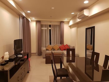SEA BREEZE VERANDA OF  ANVAYA COVE A309 Living Area