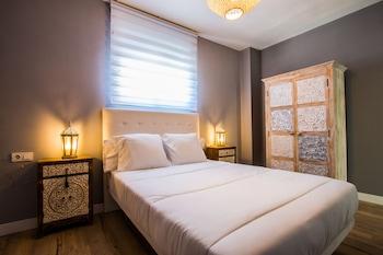 Premium Tek Büyük Yataklı Oda, 1 Çift Kişilik Yatak, Özel Banyo