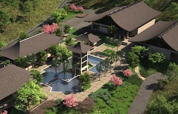 1BR UNIT SEA BREEZE VERANDA ANVAYA C202 Property Grounds