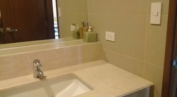 1BR UNIT SEA BREEZE VERANDA ANVAYA C202 Bathroom Sink