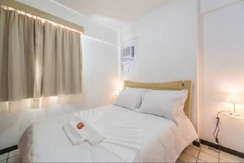 SPBV606 Cozy flat seafront Boa Viagem, Recife