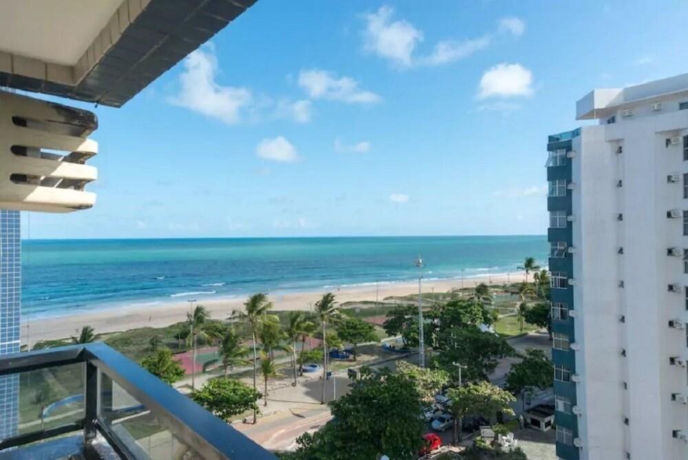 SPBV606 Cozy flat seafront Boa Viagem