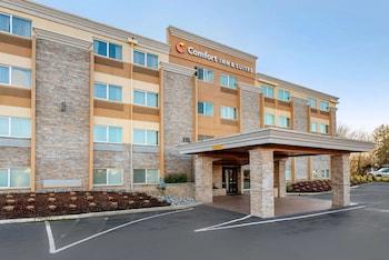 提加德華盛頓廣場附近凱富套房飯店 Comfort Inn & Suites Tigard near Washington Square