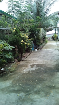 GAPUZ BNB INN Property Grounds
