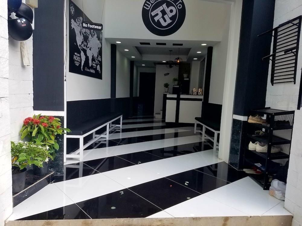 サイゴン ハブ ホステル