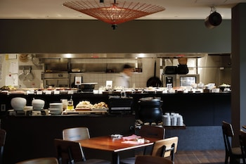 ENSO ANGO FUYA 1 Breakfast buffet