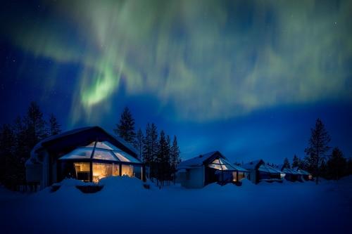 . Santa's Igloos Arctic Circle