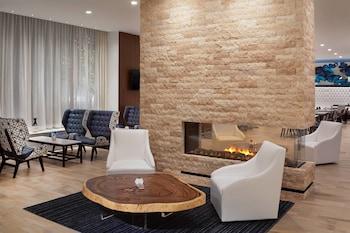 斯坦福德市中心旅居飯店 Residence Inn Stamford Downtown