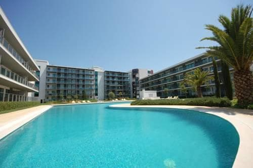 Apartment With 2 Bedrooms in Quarteira, With Pool Access, Enclosed Gar, Loulé