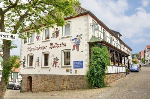 . Hotel Schwalenberger Malkasten
