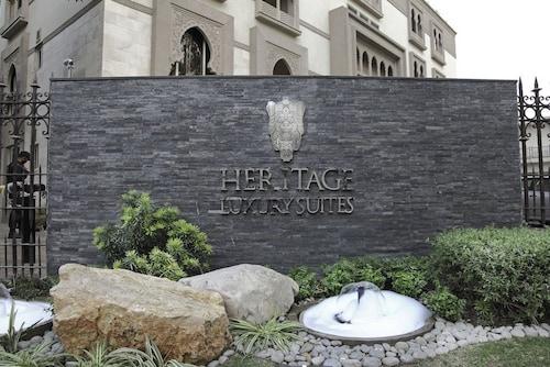 Heritage Luxury Suites - The Moor, Lahore