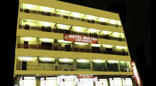 . Multan Continental Hotel