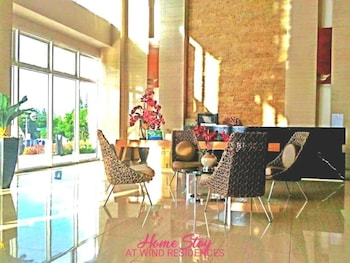 HOMESTAY AT WIND RESIDENCES Lobby