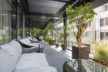 NOHGA HOTEL UENO Terrace/Patio