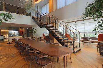 NOHGA HOTEL UENO Dining