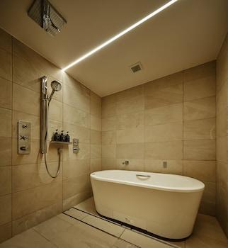 NOHGA HOTEL UENO Bathroom