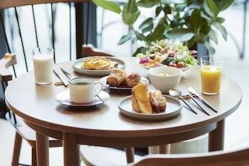 NOHGA HOTEL UENO Breakfast Meal