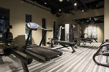 NOHGA HOTEL UENO Gym