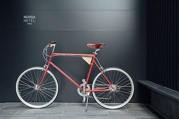 NOHGA HOTEL UENO Bicycling