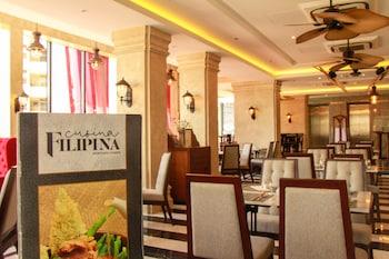 1898 HOTEL COLONIA EN LAS FILIPINAS Dining