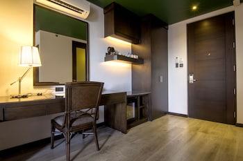 1898 HOTEL COLONIA EN LAS FILIPINAS Living Area